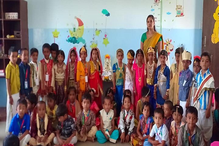 C Muniswamy Public School-Festivals