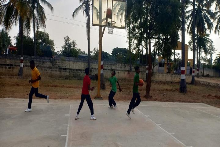 C Muniswamy Public School-Games