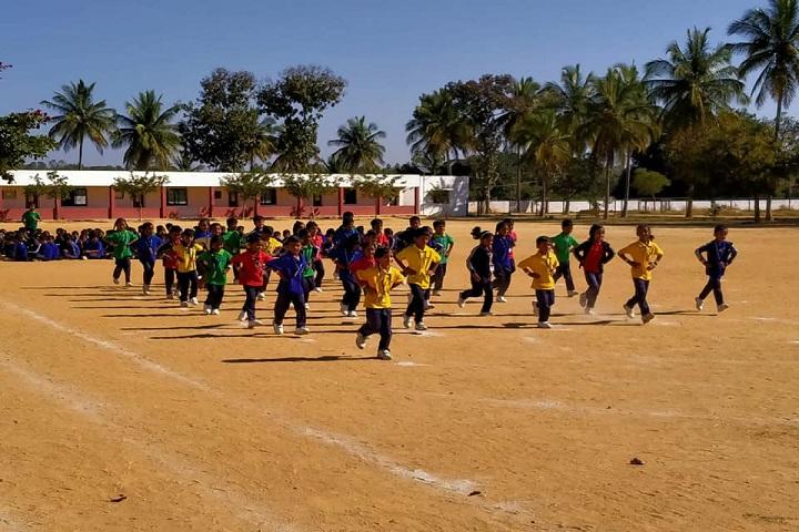 C Muniswamy Public School-Kids