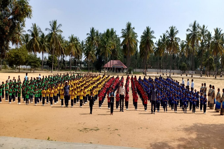 C Muniswamy Public School-Prayer