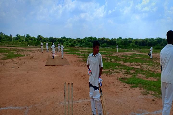 C Muniswamy Public School-Sports