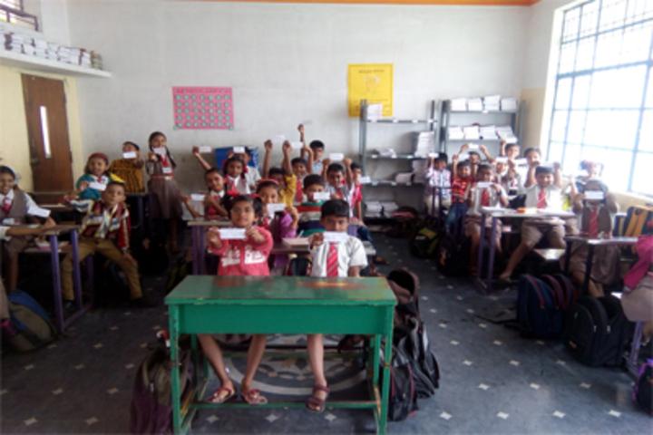 Cambridge International Public School-Classroom