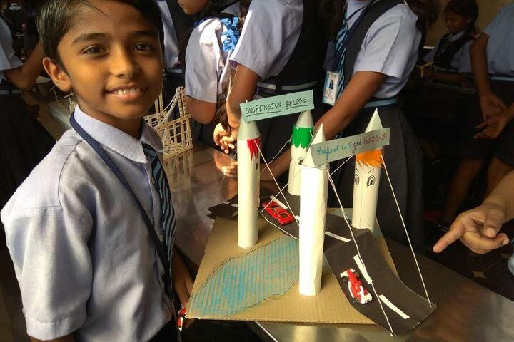 Cambridge International Public School-Project