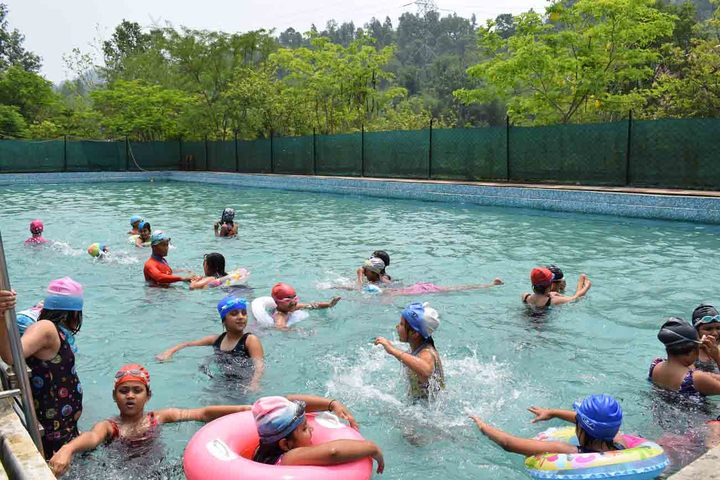 Axel Public School-Swimming pool