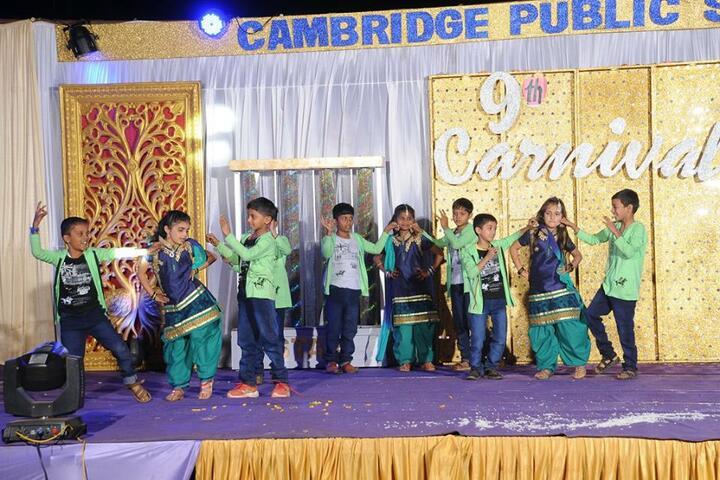 Cambridge Public School-Dance