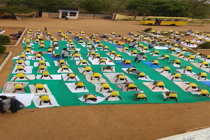 Cambridge Public School-Yoga