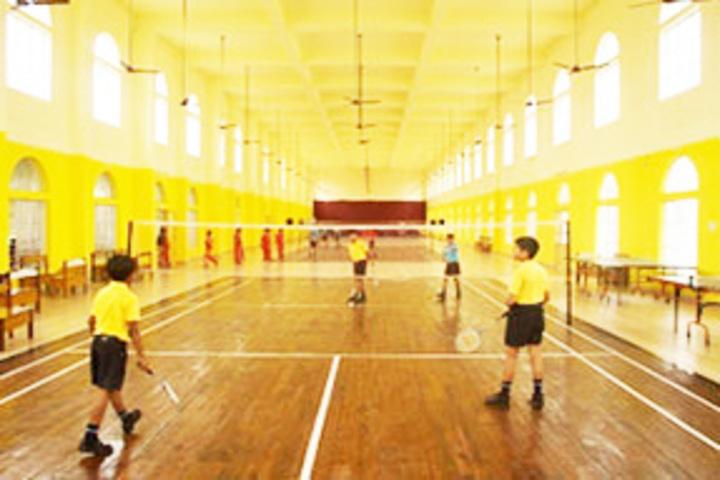 Cambridge School-Badminton