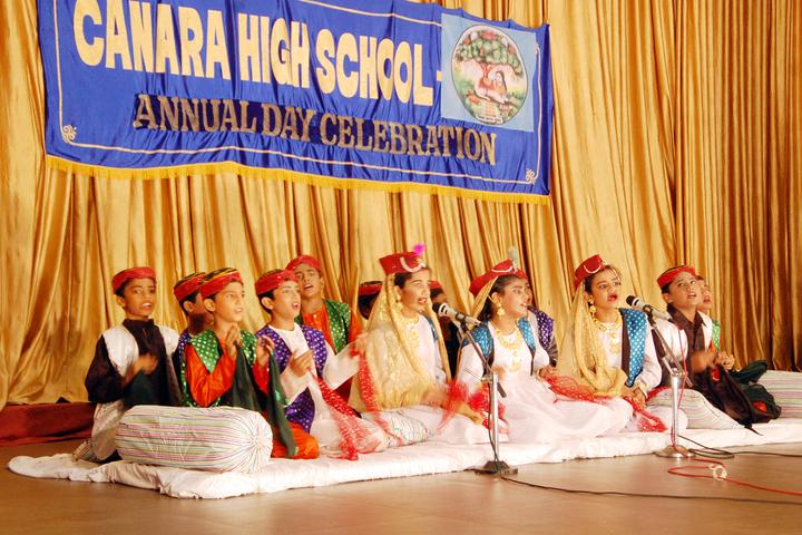 Canara High Schoo-Annual day
