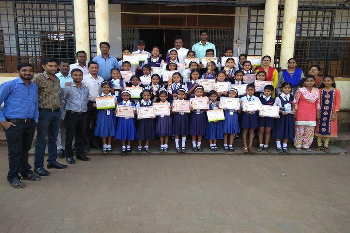 Cantonment Board English Medium School-Achievements