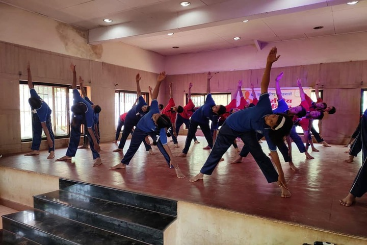 Cantonment Board English Medium School-Dance Room