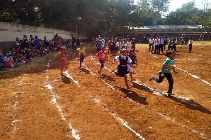 Cantonment Board English Medium School-Sports