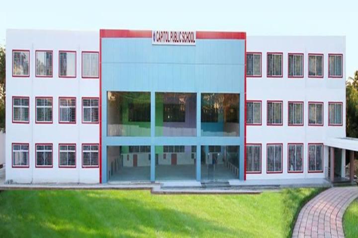 Capitol Public School-Campus