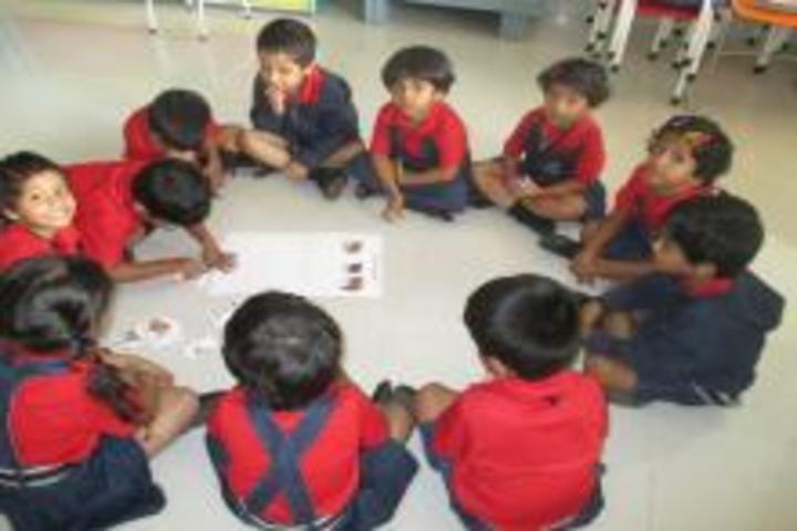 Capitol Public School-KG Activity