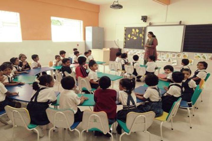 Capitol Public School-KG Class