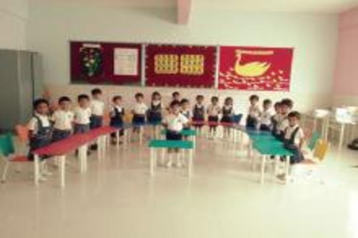 Capitol Public School-KG Class1