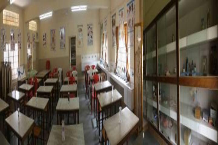 Carmel School-Biologylab