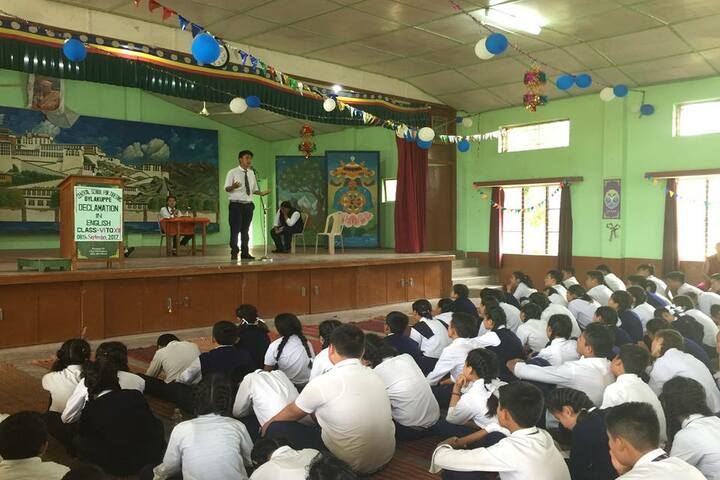 Central School For Tibetans-Seminar