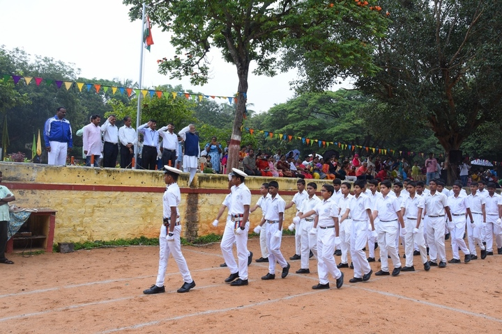 Cftri School-Sports day