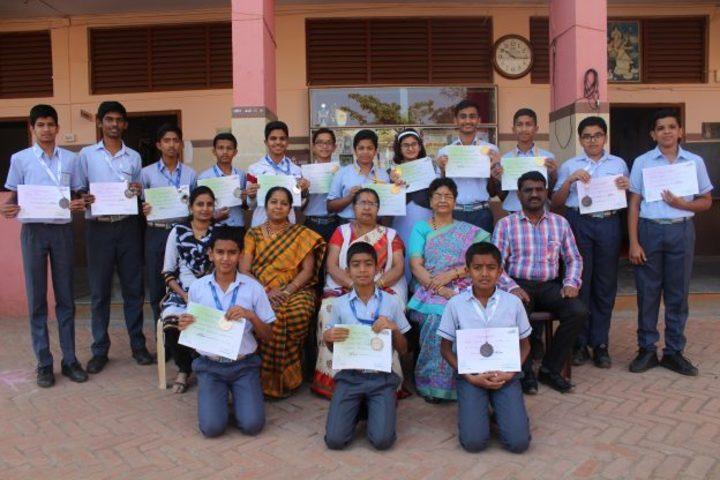 Chinmaya English Primary School-Award