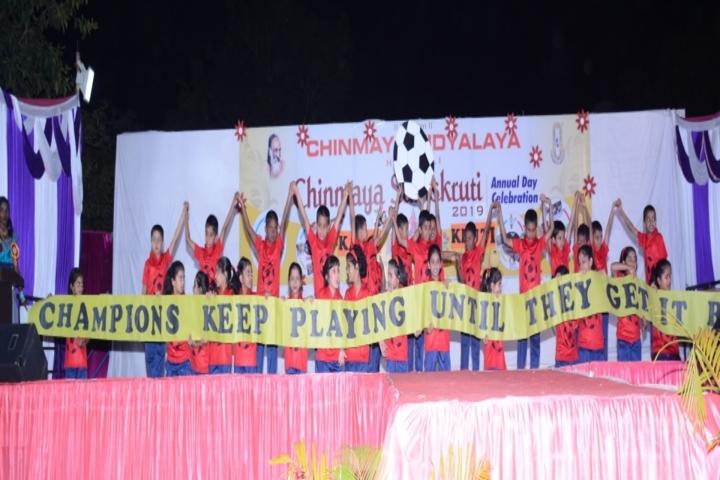 Chinmaya English Primary School-Dance