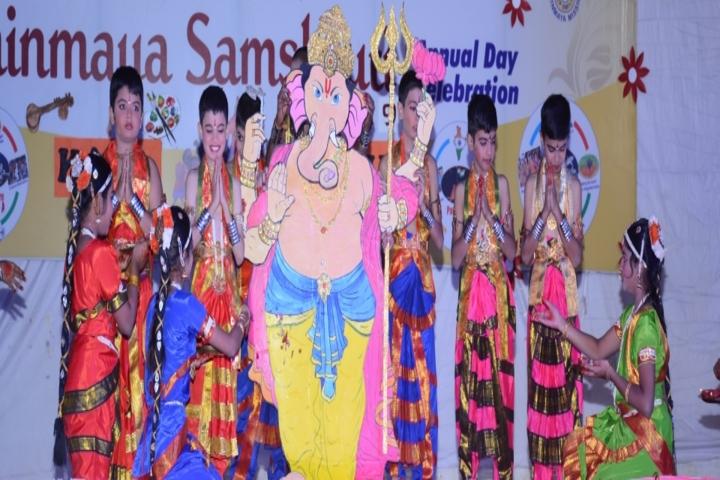 Chinmaya English Primary School-Fest