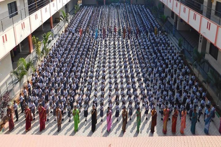 Chinmaya Vidyalaya-Assembly
