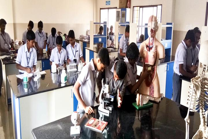 Chinmaya Vidyalaya-Lab1