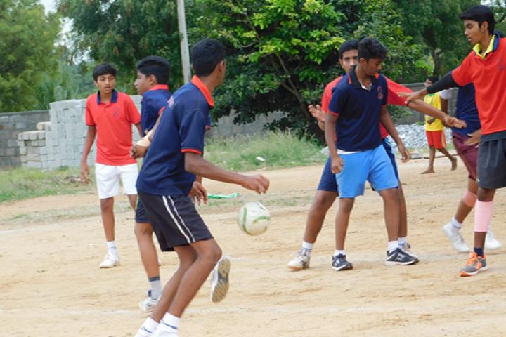 Chinmaya Vidyalaya-Football