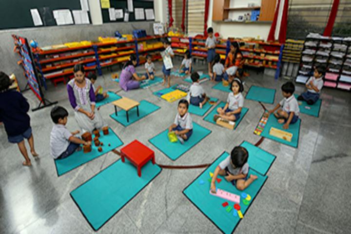 Chitrakoota School-KG