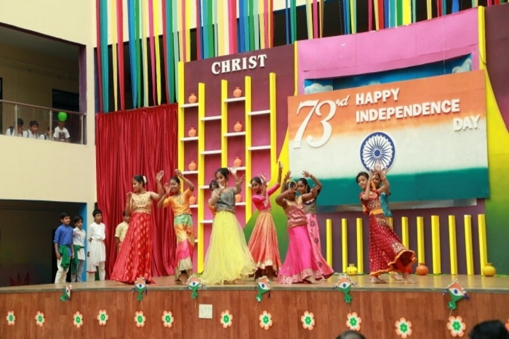 Christ Academy-Dance