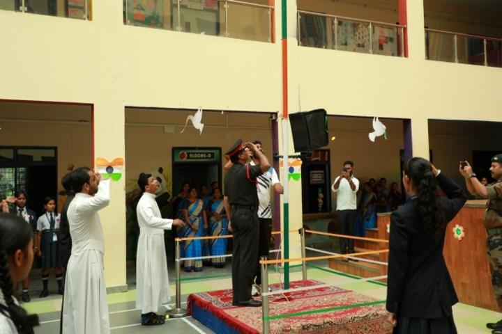 Christ Academy-Independence Day Celebrations