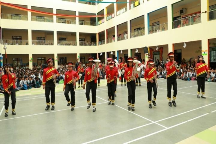 Christ Academy-School Band