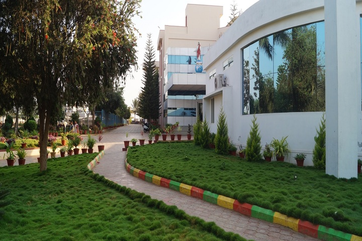 Christ Public School-Campus