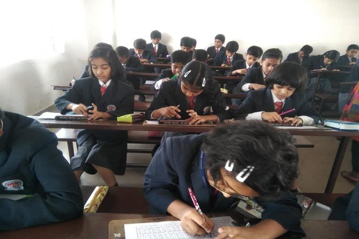 Christ School-Classroom
