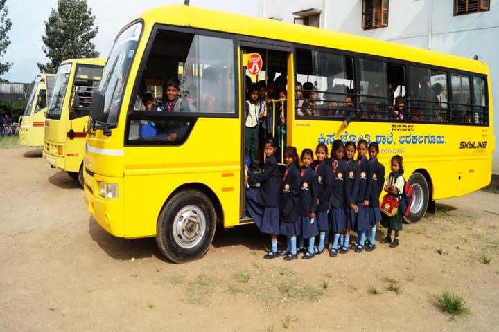 Christa Jyothi School-Transport
