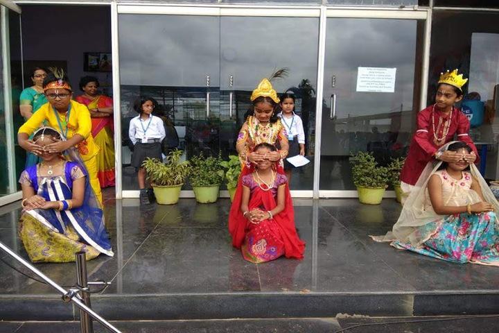 Chrysalis High-Janamastami Celebrations