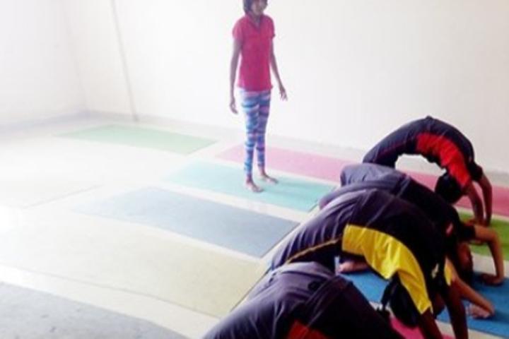 Chrysalis High-Yoga