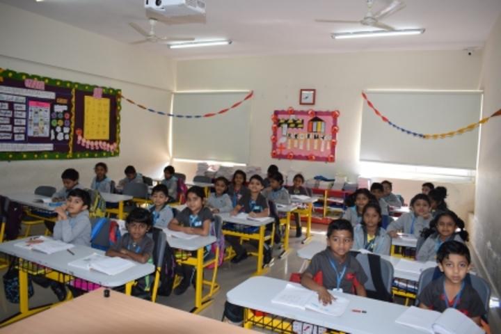 Chrysalis High-Classroom