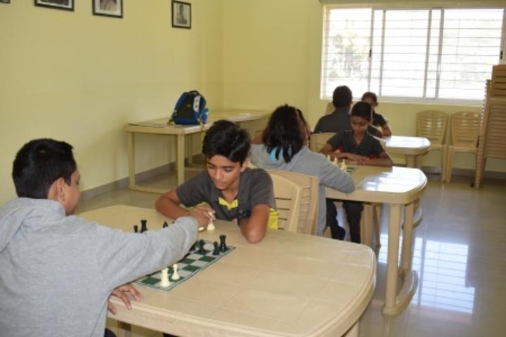 Chrysalis High-Indoor Games