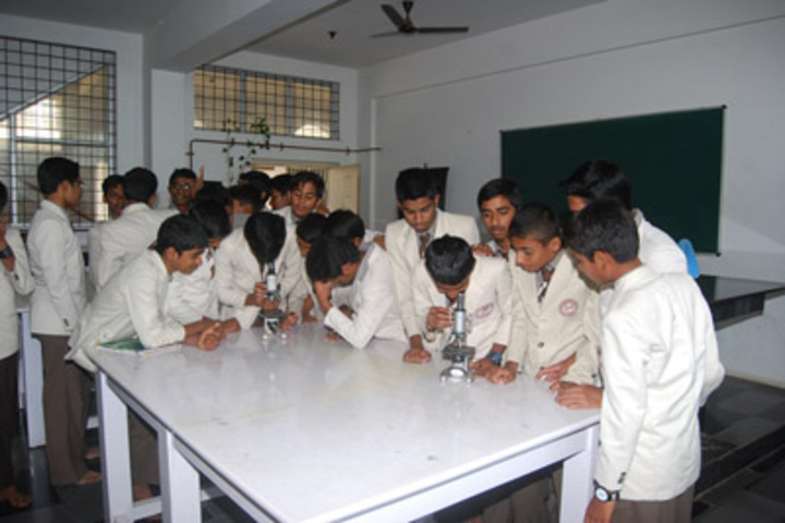 CKS English School-Biology Lab
