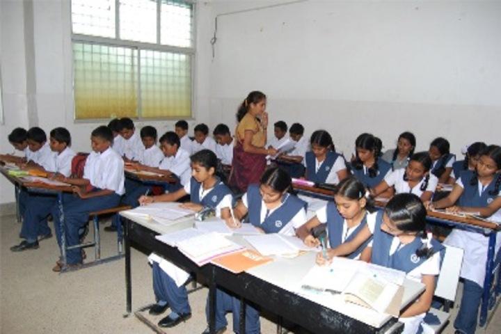 CKS English School-Classroom