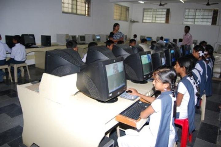 CKS English School-Computer Lab
