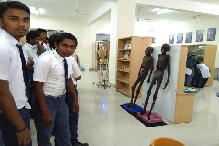 CKS English School-Hims Visiting
