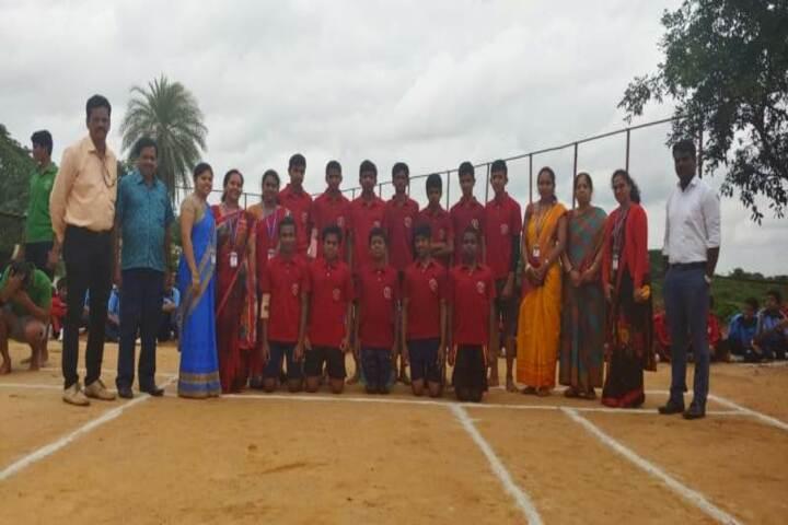 CKS English School-Sports