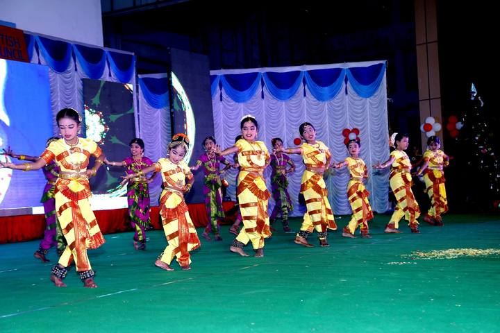 Concorde International School-Cultural Program