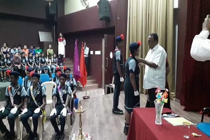 Concorde International School-Investiture Ceremony