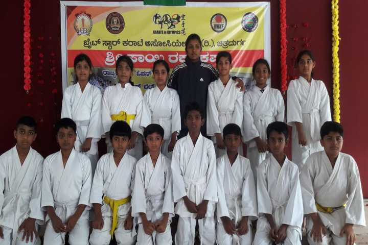Concorde International School-Karate Players