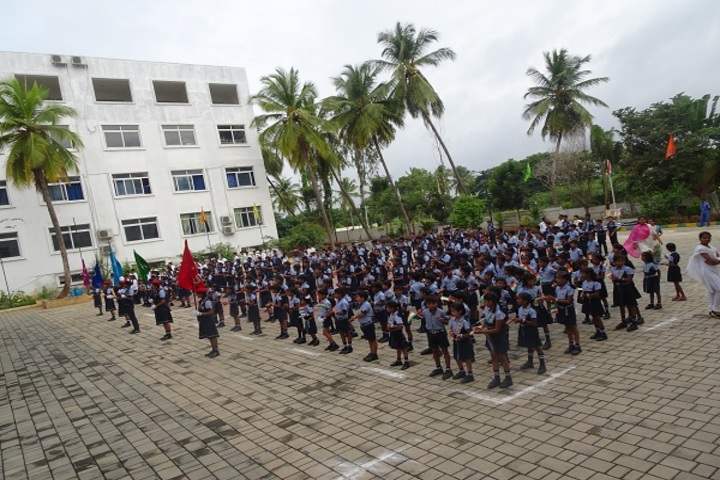 Concorde International School-Morning Assembly