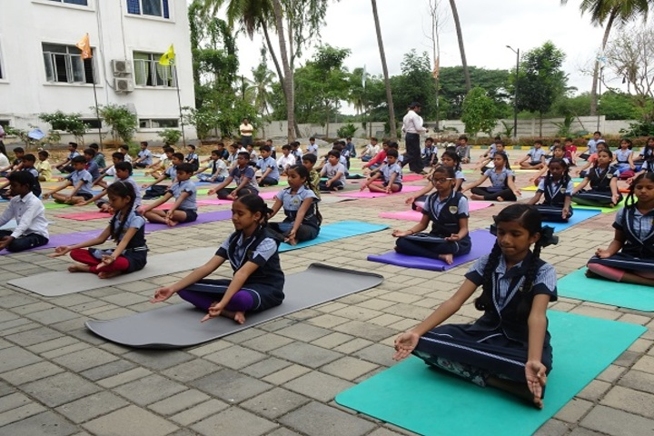 Concorde International School-Yoga
