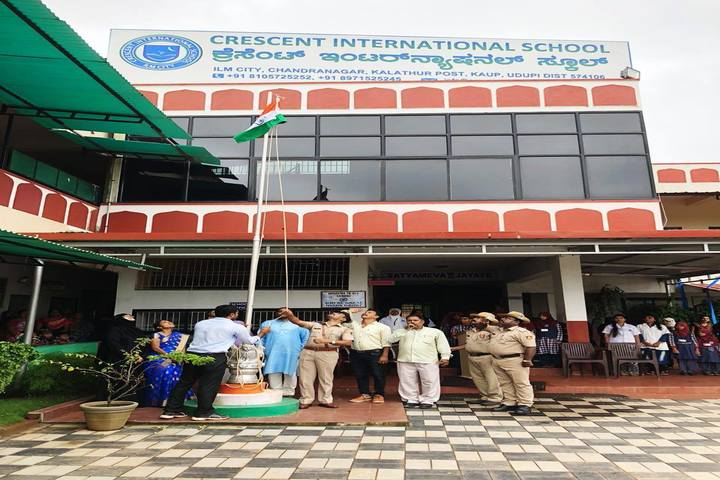 Crescent International School-Independence Day